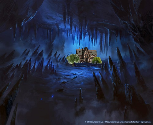 Field Research Journal Entry 29: Clovers, Kobolds and Underground Mansions